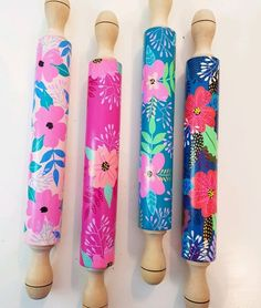 Diy Crafts Hacks, Diy Arts And Crafts, Pottery Painting, Painting On Wood, Painted Spoons, Jobs In Art, Diy Kitchen Decor, Posca, Wooden Crafts