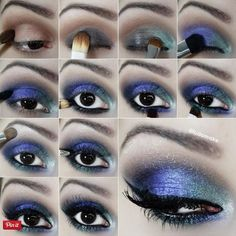 Rock the blue eyeshadow look with blue eyeshadow from your favorite brand at Duane Reade!