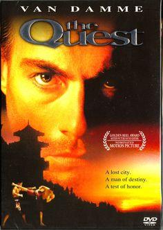 The Quest (1996) [DVD PAL COLOR] Van Damme, Roger Moore, Martial Arts Action