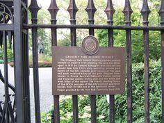 3 Gramercy Park no blog detalhes magicos
