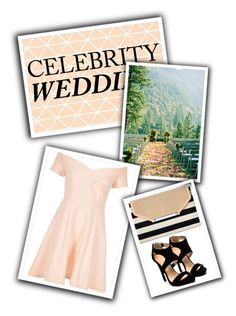 """Celebrity Wedding"" by justlowise ❤ liked on Polyvore featuring River Island and Stella & Dot"