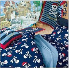 Pirate Bedroom.
