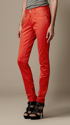 Burberry Brit Westbourne Skinny Fit Jeans