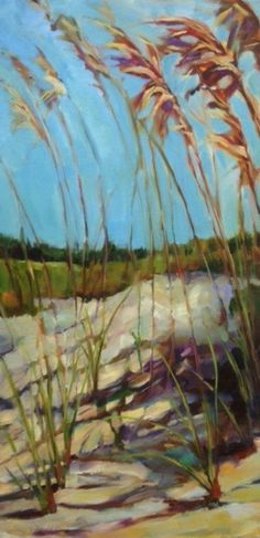 Edward Dare Gallery Susan B. Hecht Symphony of Sea Oats