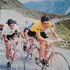 Merckx and Ocana, Tour '72