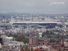 Stade de France, foto tomada desde Montmartre!!! ✌️ @djjoaomc