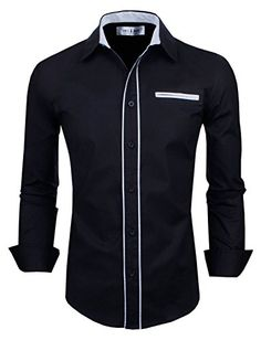 Tom's Ware Mens Premium Casual Inner Contrast Dress Shirt TWNMS310-1-CMS03-BLACK-US S Tom's Ware http://smile.amazon.com/dp/B00LD213LY/ref=cm_sw_r_pi_dp_gltZwb1VW79QK
