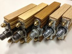 Wooden bicycle pedals by pasticcinlegno on Etsy