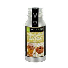 Arôme naturel miel Patisdécor 50 ml