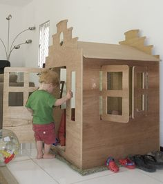 Image result for space saving playhouse