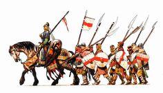 1000 c.? El señor feudal y sus vasallos. La Pintura y la Guerra. Sursumkorda in memoriam