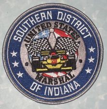 Southern District of Indiana Marshal Patch
