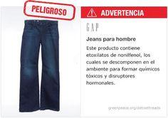 GAP jeans   #Detox #Fashion