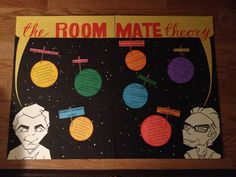 The Roommate Theory : Get along with your roommate ideas