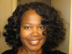 Stretched Bantu Knot-Out on Natural Hair Bantu Knot Out, Curly Nikki, Curly Girl, Curly Hair Styles, Natural Hair Styles, Natural Haircare, Natural Skin, Au Natural, Going Natural