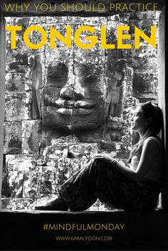 This Mindful Monday, we're talking about tonglen: what this meditation practice is, how to practice and why you should practice tonglen.