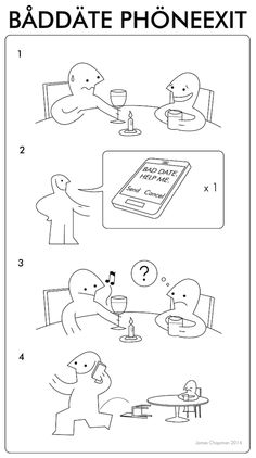 21 Social Situations Explained Via IKEA Instructions