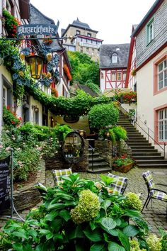 Beilstein Visit Germany, Germany Travel, Trip To Germany, Beautiful Places To Travel, Cool Places To Visit, Amazing Places, Romantic Road, Voyage Europe, Travel Aesthetic