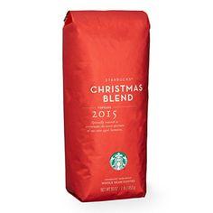 Starbucks Christmas Blend Coffee Beans 100% Arabica (1 pound bag)  http://www.fivedollarmarket.com/starbucks-christmas-blend-coffee-beans-100-arabica-1-pound-bag/