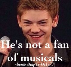 Oh My goodness...i actually found one thing i dont like about THOMAS! XD why, thomas??