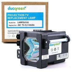 Duogreen JVC TS-CL110UAA Projection TV Replacement Lamp for HD-52FA97, HD-52G456, HD-52G566, HD-52G576, HD-52G586, HD-52G587, HD-52G786, HD-52G787, HD-52Z575, HD-52Z575PA, HD-52Z585, HD-52Z585PA, HD-55G456, HD-55G466, HD-56FB97, HD-56FC97, HD-56FH96 by Duogreen. $99.99