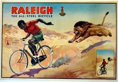 Raleigh ad