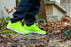 Nike Flyknit HTM Volt
