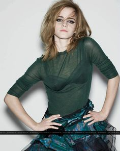 Emma Watson: An overlooked treat from 2009 (you'll want to look closely)