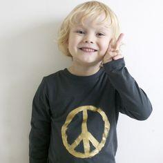 peace tee : rk