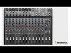 Sound Board Basics on Singnal Flow for Audio Mixing Lesson 1 - YouTube