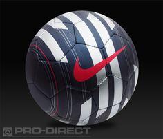 Nike CR7 Replica Ball Obsidian (Silver/blue&Red)