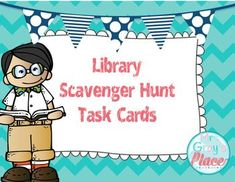 This pack includes 36 scavenger hunt cards and a printable answer sheet allowing students to record up to twelve answers.