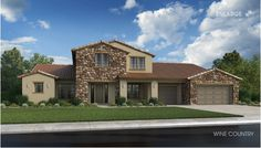 The floor plan dreams are made of... Monte Azul Residence 4 - #premierunited http://premierunited.com/housingcommunity/monte-azul-in-lincoln/