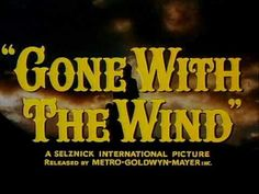 """""""Gone With The Wind"""" 1939 / Director: Victor Fleming / Writers: Margaret Mitchell (novel), Sidney Howard (screenplay) / Stars: Thomas Mitchell, Barbara O'Neil, Vivien Leigh #trailer"""