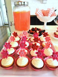 A Lovely Lark: Violet's First Birthday Party: The Food