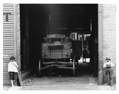 Hay Market - North 7th Street - Williamsburg - Brooklyn, NY 1918