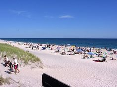 With over 400 miles of coastline Long Island has some of the most beautiful beaches you'll find anywhere.    From the rocky north shore to the sandy south shore, Jones Beach to Montauk, Long Island beaches offer something for everyone.
