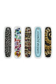 I saw these at Target, Cynthia Rowley band aids! You've outdone yourself, band aid company.
