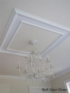 Magnetic Attic remodel pics,Attic renovation calculator and Attic room sims Ceiling Trim, Ceiling Design, Ceiling Detail, Ceiling Ideas, Ceiling Fans, Ceiling Lights, Attic Renovation, Attic Remodel, Easy Diy Projects