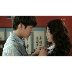 """""""Oooooooooooo!"""" WooHyun & Ye Seul Bi <3"""