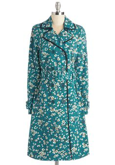 Melodic Morning Coat in Floral. #modcloth