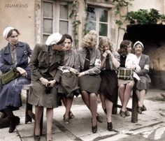 On July 2, 1944, nine (9) German Nurses arrived at the 45th Evacuation Hospital in the vicinity of La Cambe, France (Calvados Department). It had been decided by American military authorities that...