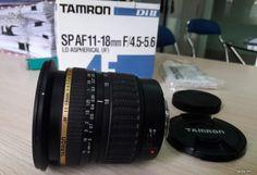 Siêu rộng cho Canon: Tamron AF 11-18 DI II Fullbox. New 99%