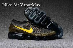 separation shoes acfbb acca6 Join Our Discount Nike Shop to buy new Nike Air Vapormax Flyknit Women Air  Max 2018 Black Gold Shoes,
