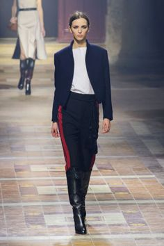 Lanvin Fall 2015. See all the best runway looks from Paris Fashion Week here: