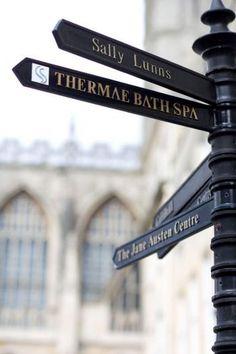 Thermae Bath Spa this way! #Bath #Thermae #Roman #Tourism #England