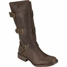 WILD DIVA Triple Buckle Womens Boots $40 ugg Cyber Monday View More: www.yi5.org