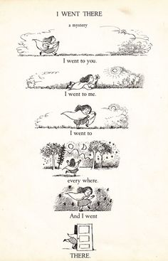 I'll Be You and You Be Me: A Vintage Ode to Friendship and Imagination, Illustrated by Sendak | Brain Pickings