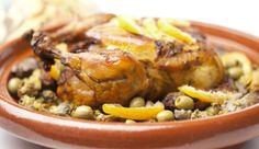 Mmm…Vandaag een recept voor tajine met kip en gekonfijte citroen van Nadia en Merijn. Kijk voor…