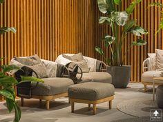 Gloster Dune lounge stoelen tijdens IMM Colonge Dune, Design, Design Comics